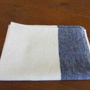 Pure Linen T.Towel Design 1