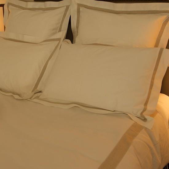 Cotton and Linen Duvet Cover